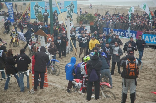Le Touquet Enduropale Finish