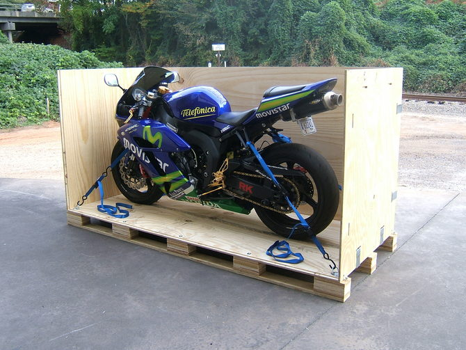 Shipping Your Motorcycle Motorcycle Blog From Jafrum
