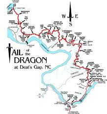 Tail of the Dragon Deals Gap – The Most Epic Biker Road