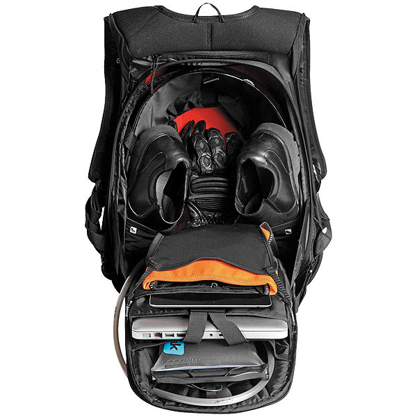Ogio No Drag Mach 5 Backpack Review | Motorcycle Blog from JAFRUM
