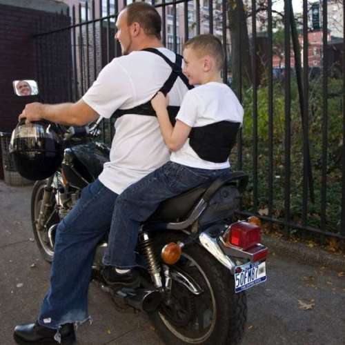 Children-Motorcycle-Harness