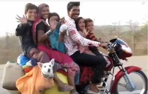 Many-Kids-As-Pillion