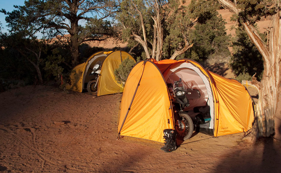Nomad motorcycle tent : small tents for motorcycles - memphite.com