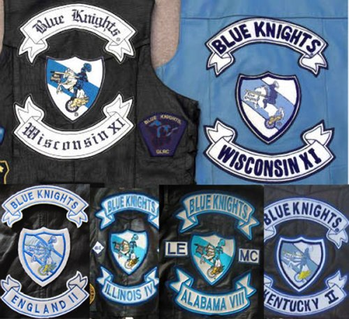 Blue-Knights-Patches