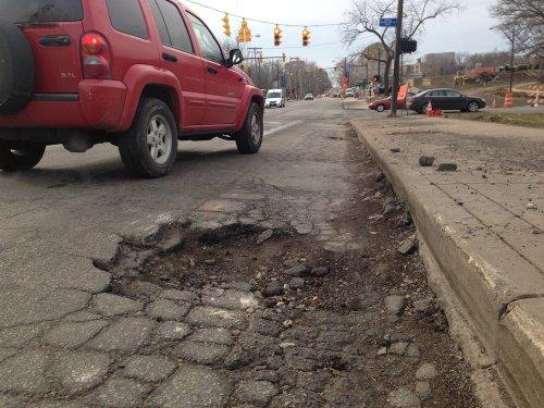 Pothole-Cleveland