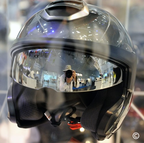 Schuberth M1 with sun visor only