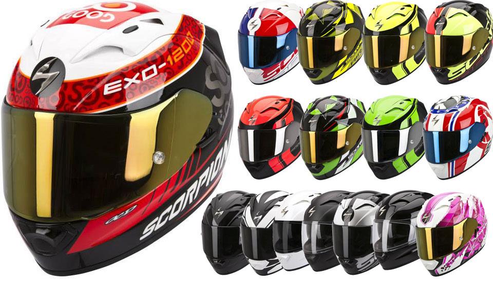 Full Motorcycle Helmet >> Scorpion New Helmets for 2015 | Motorcycle Blog from JAFRUM