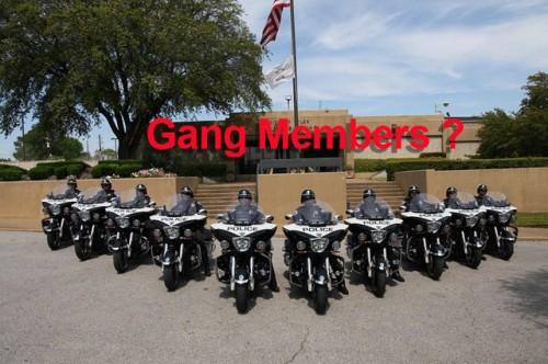 Police-gang-Members