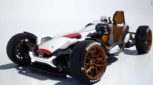 Honda Project 2&4 (Concept)