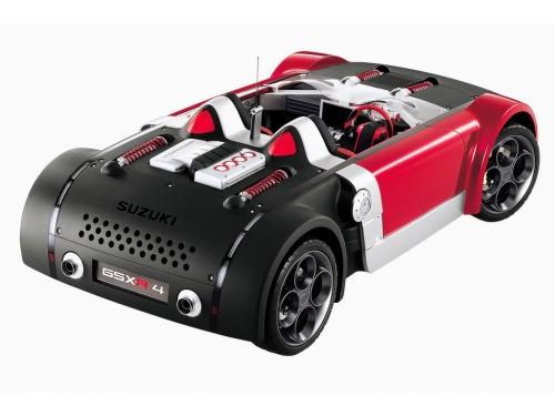 Suzuki GSX-R4-RA